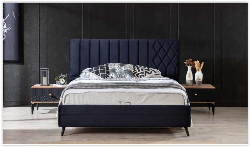 Bedroom - Milano Bed