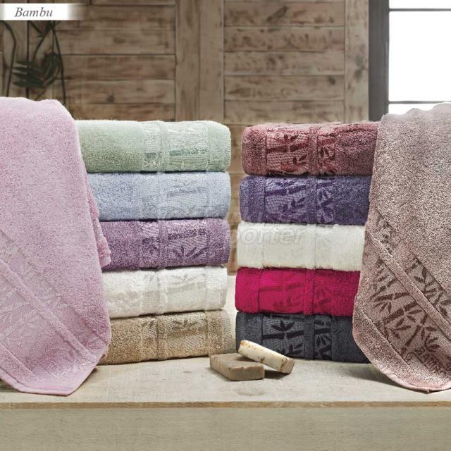Bamboo Towel / 50x90 / 200gr