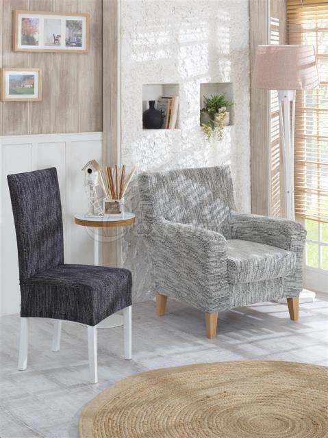 أريكة وغطاء كرسي