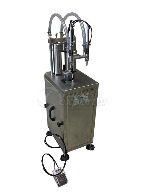 Ручная фасовочная машина (вертикальная)