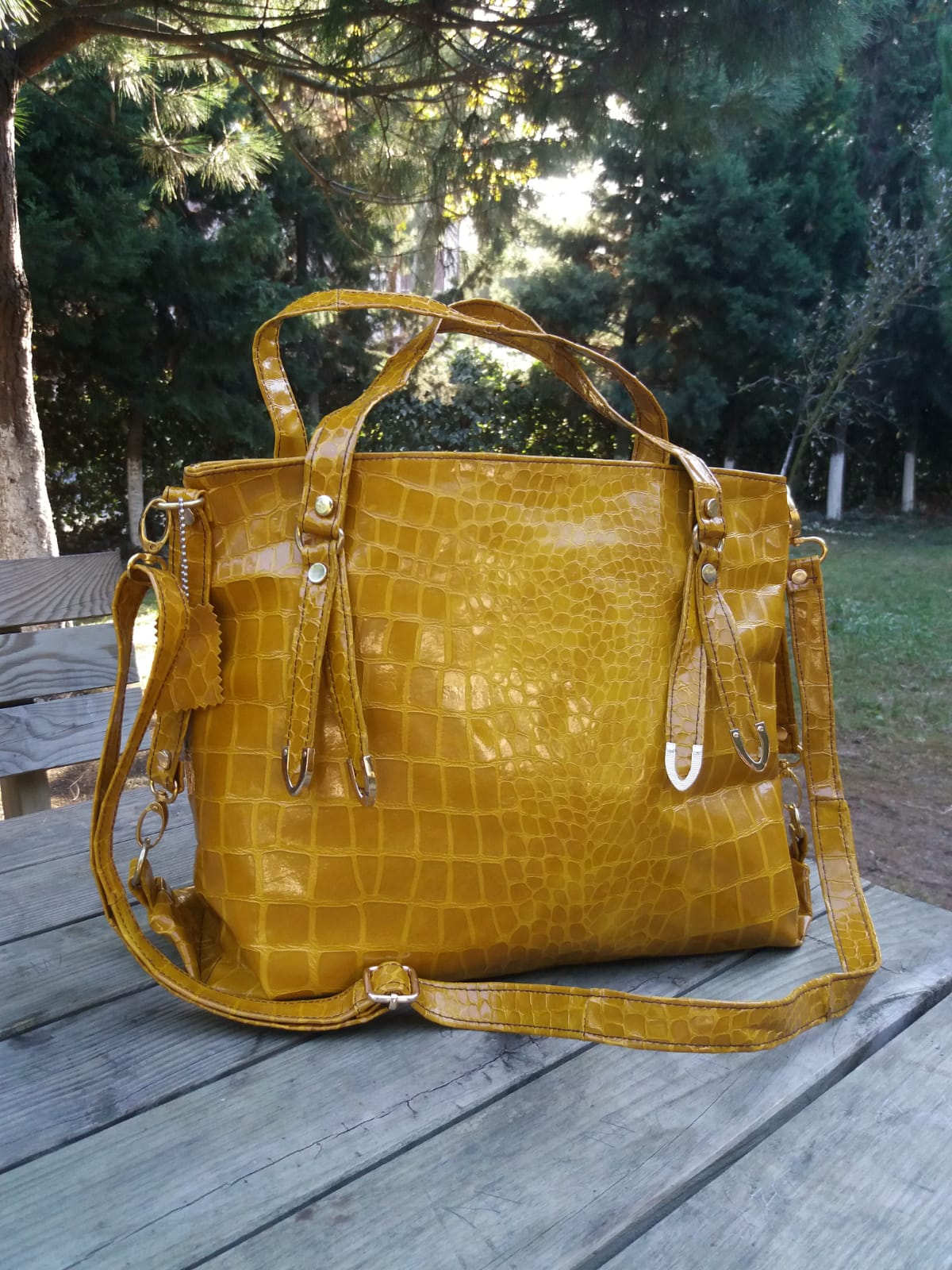 Woman leather bag 100% real leather