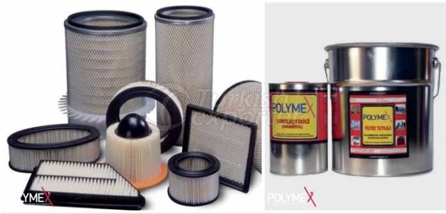 Adhesivo de filtro
