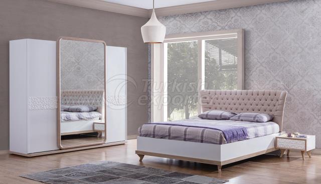Quarto Liza Bed