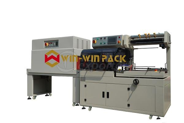 Automatic Side Sealing and Shrinkin