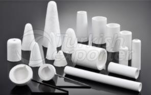 Aislamiento térmico a base de fibra cerámica