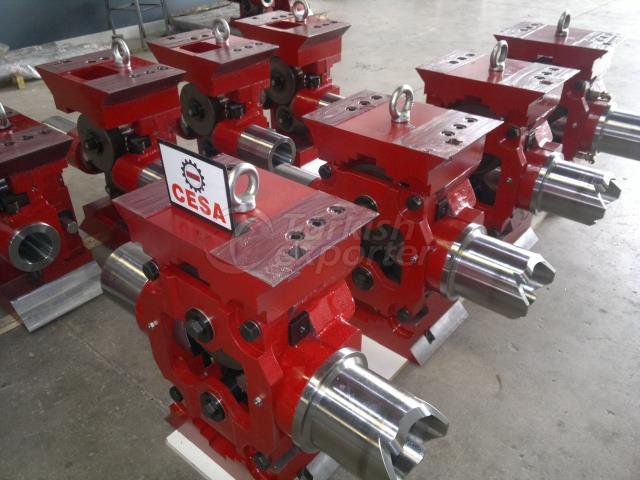 Peças de reposição de máquinas CRT 12