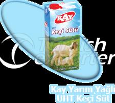 Semi-Fat Goat Milk