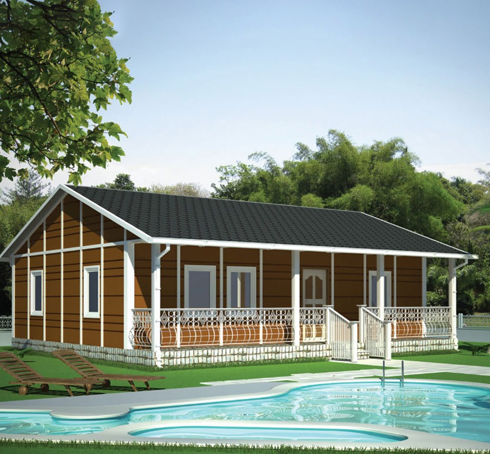Low Cost Houses - 92 m2