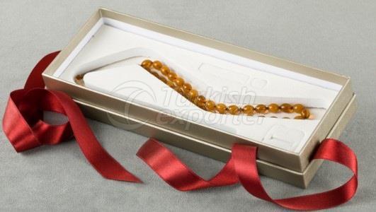 Paper Rosary Box