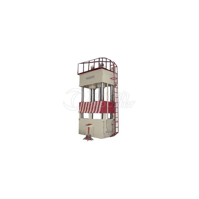 Hydraulic Polyester Moulding Press