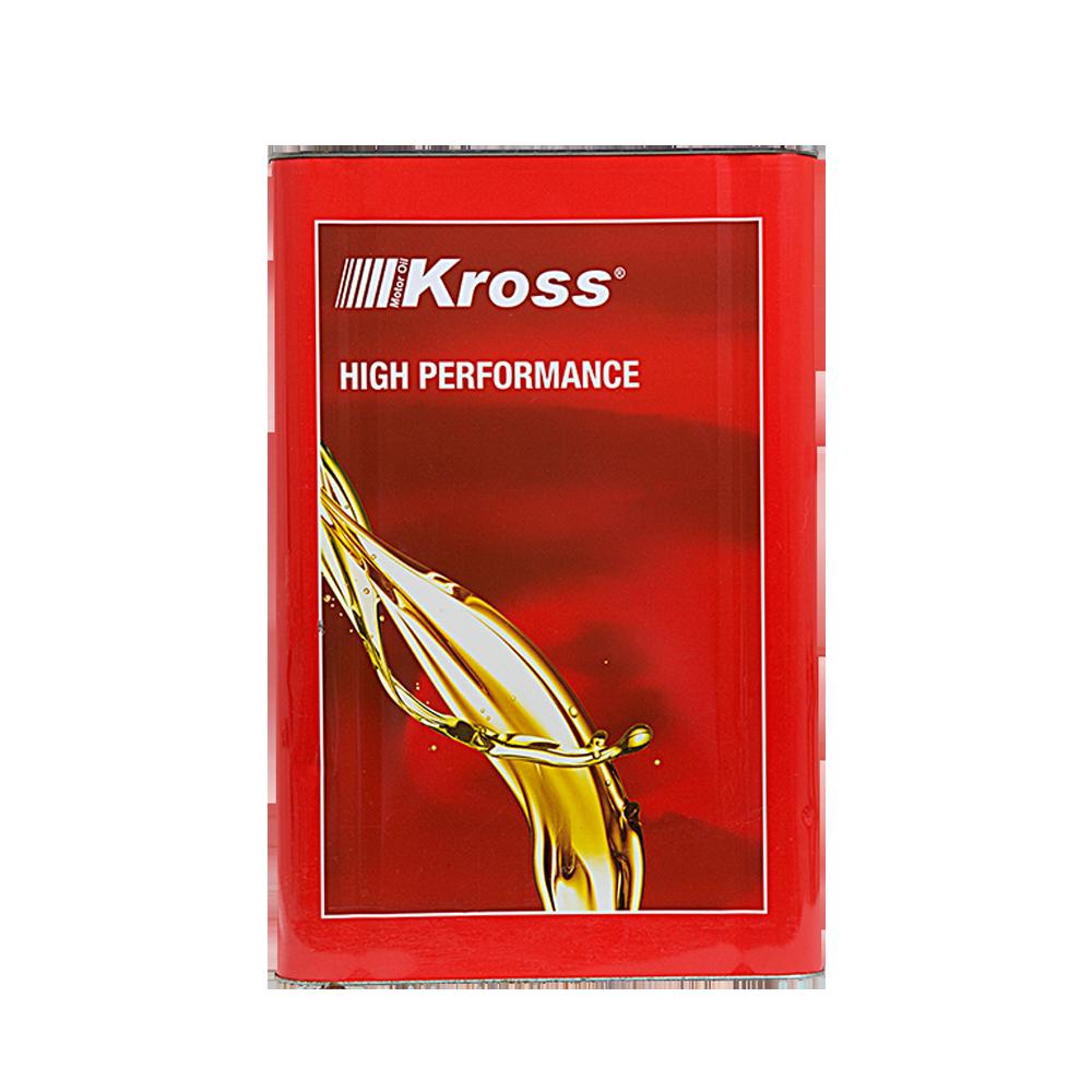 Kross Yüksek Performans Motor Yağı 30W