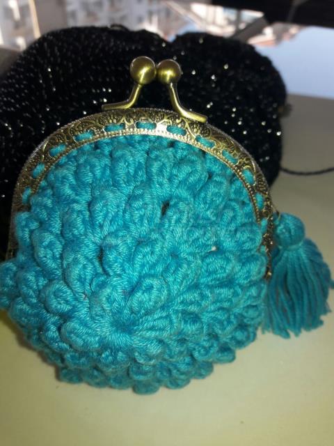 Knitting Wallet