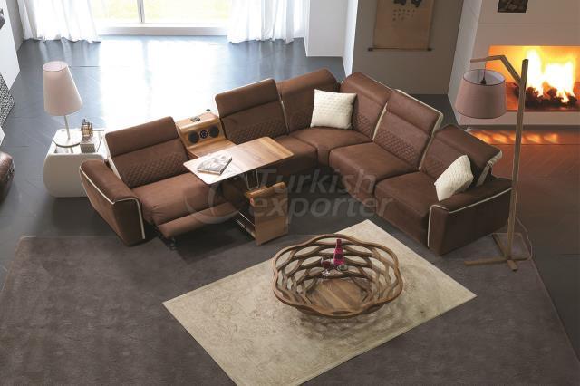 Hamilton Corner Couch