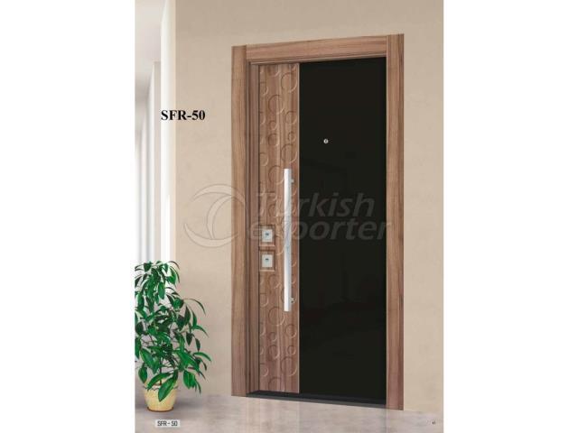 Steel Door - SFR - 50