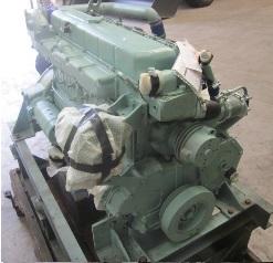 Engine - Bedford 500 Series