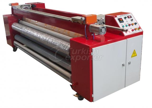 Single Head Rotation Printing Machine