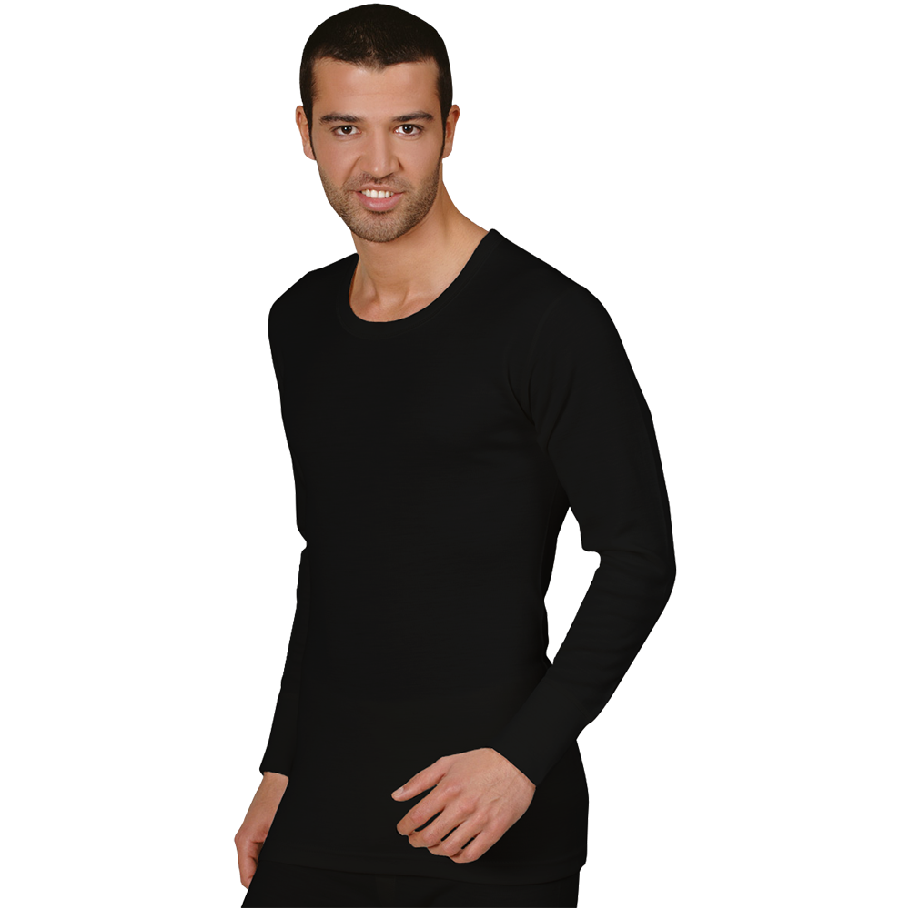 Men's Thermal Long Sleeve Undershirt