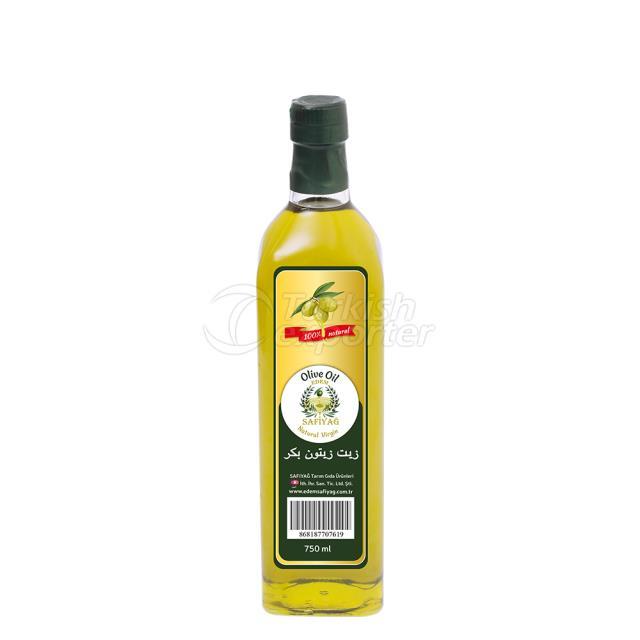 750 Ml Glass Olive Oil