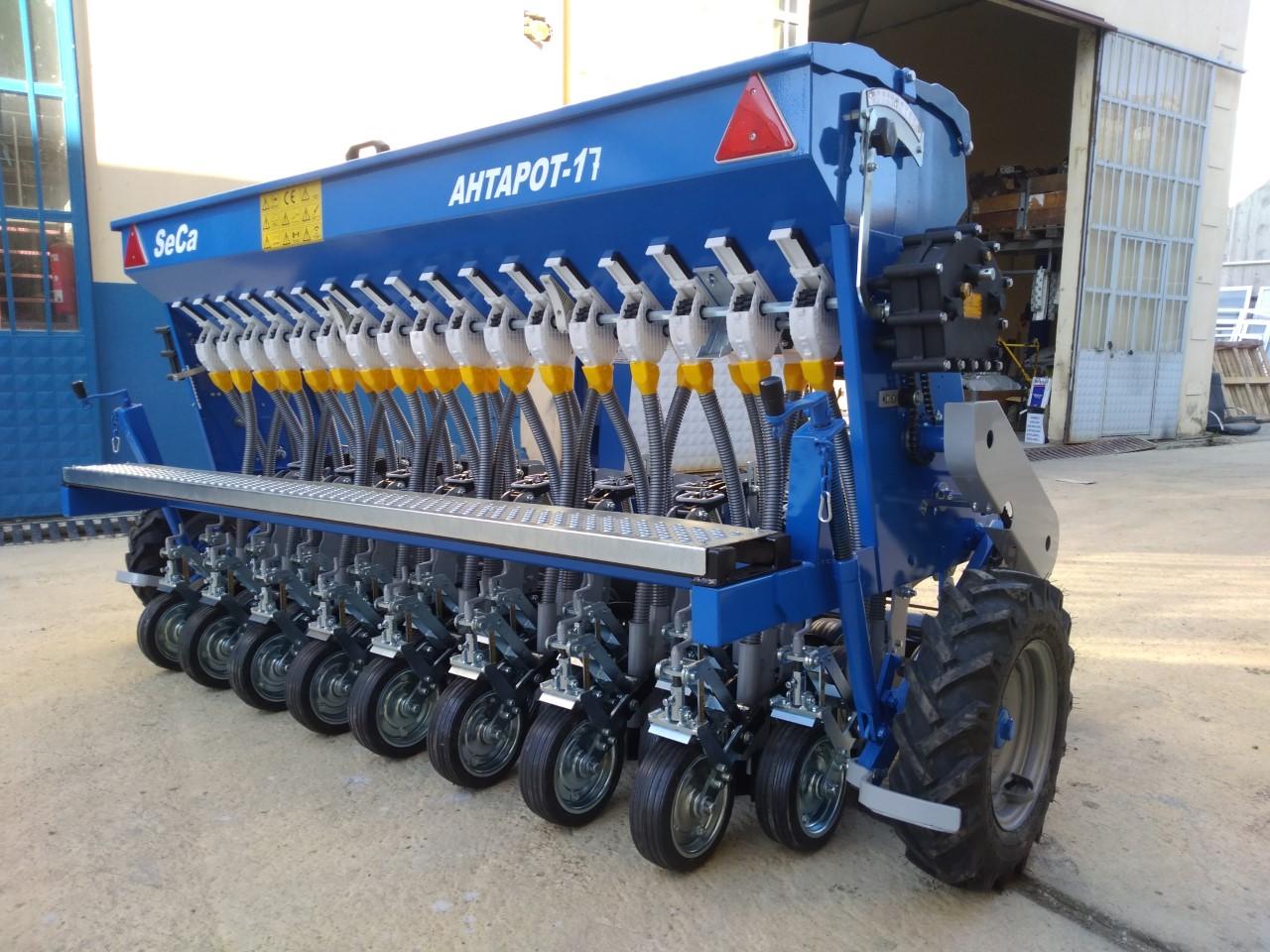 Universal Vegetable Planting Machine (AHTAPOT-17)