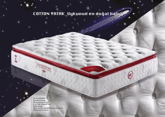 Colchón de algodón