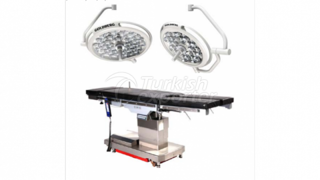 Goldberg Ceiling Type LED Operation Lamps