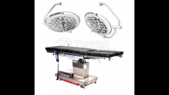 Goldberg Tavan Tip LED Ameliyathane Aydınlatma Sistemleri