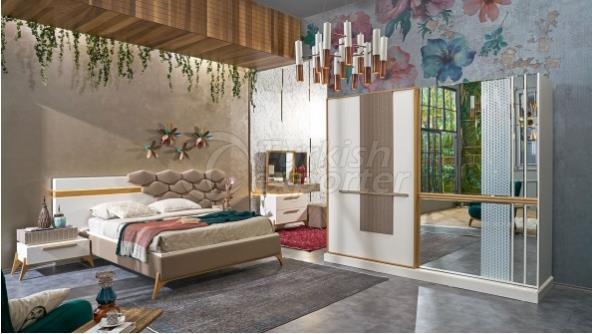 Omega Bedroom
