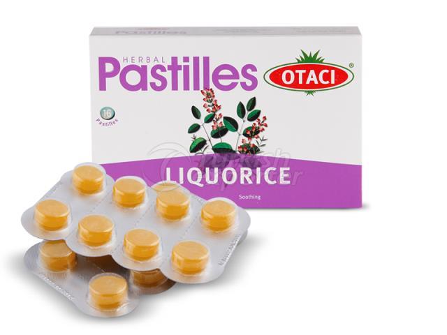 Otaci Liquorice Herbal Pastille