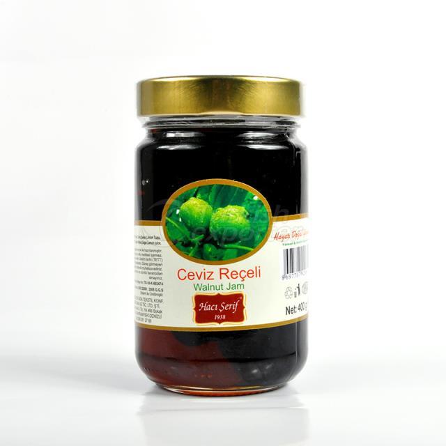 Hazelnut Jam