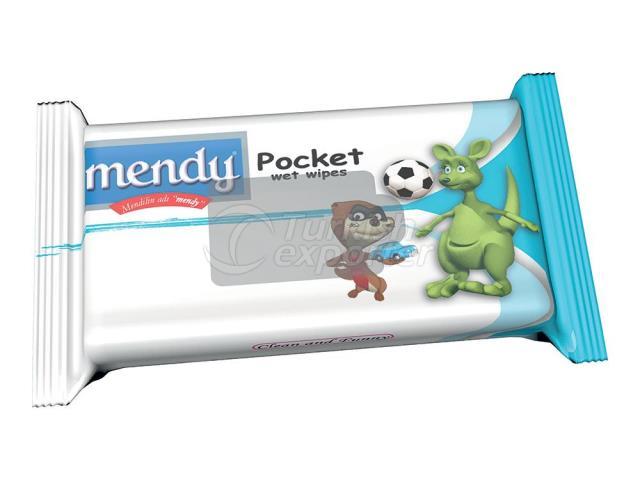 Mendy Pocket Wet Wipe