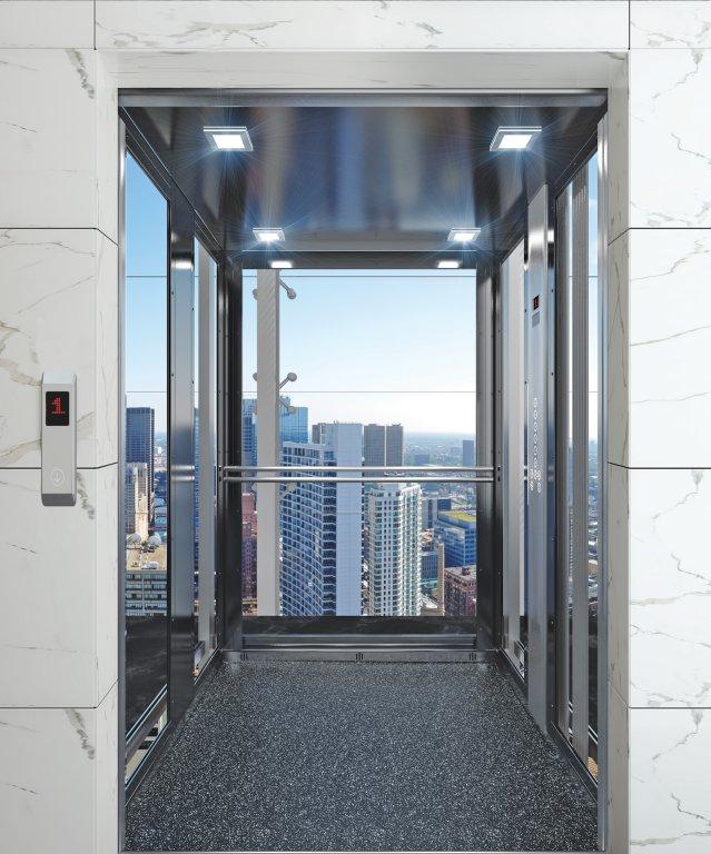 elevator cabinets
