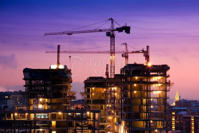 قطاع البناء
