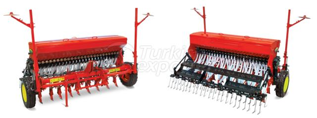 UNIVERSAL GRAIN and PULSE SEED DRILL
