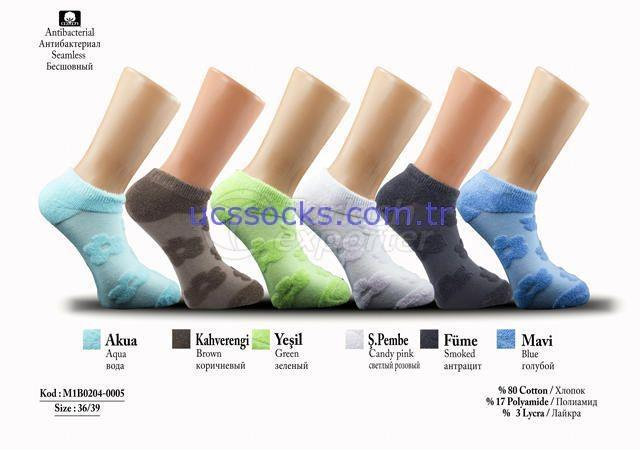 Calcetines de mujer M1B0204-0005