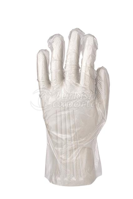 PET Polyethylene Glove