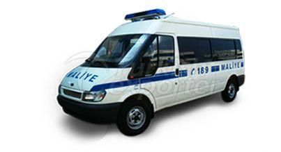 Tax Collection Vehicles