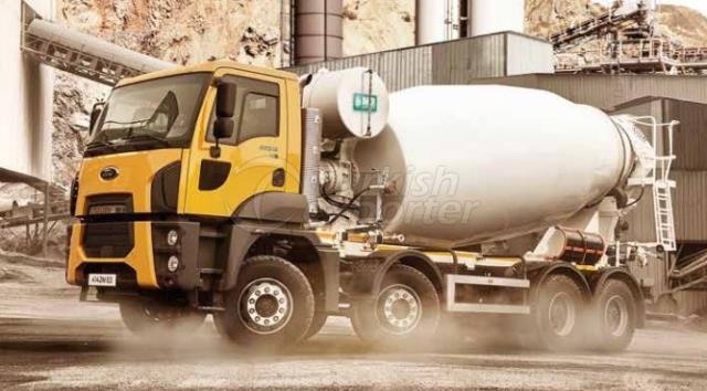 Truckmixer
