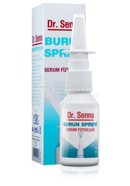 Saline Spray