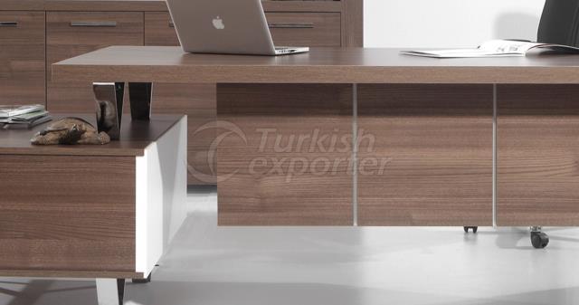 Mobiliário de escritório de tendência