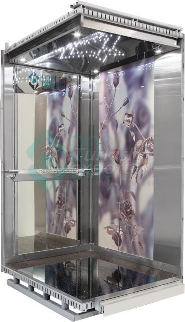 Lift Cabins B150