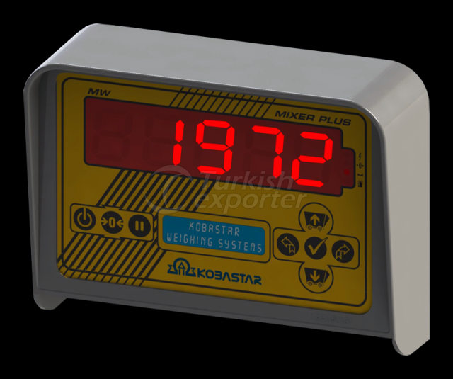 Weighing Indicator for Feed Mixer