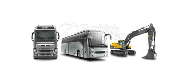 Volvo Truck Bus Machines Lourdes