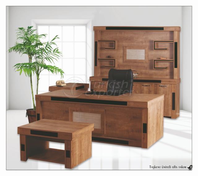 Office Table Set - Taskent