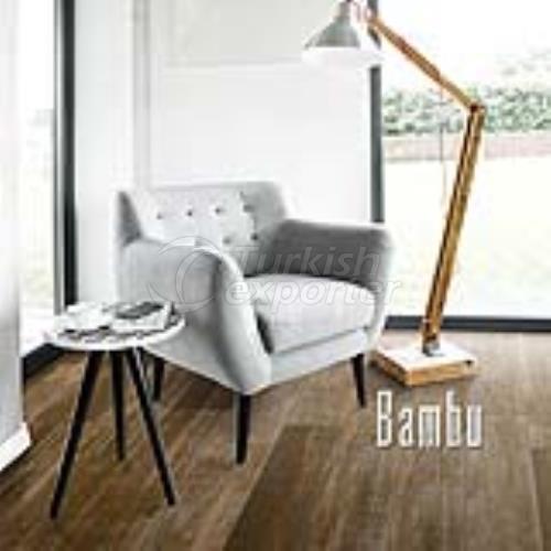 Bambou en céramique