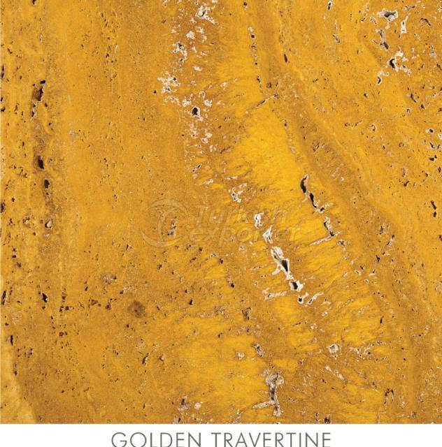 Travertine - Golden