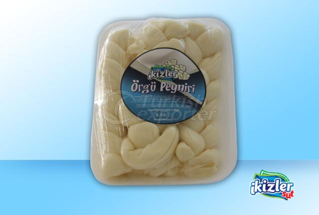 Plaited Cheese