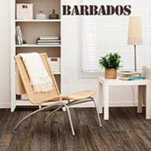 Barbados en céramique