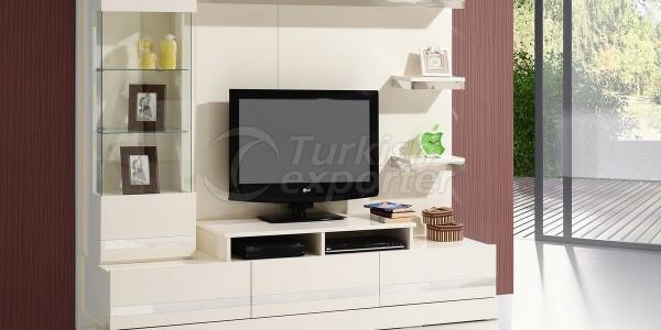 Unidades de TV - espelhado