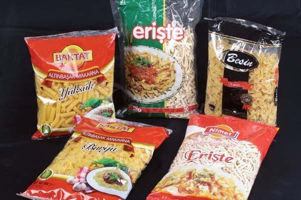 Packages for Pasta