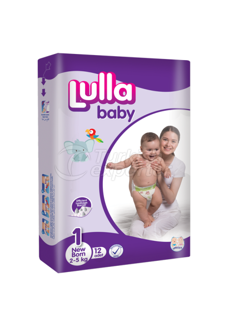 Baby Diapers Lulla New Born